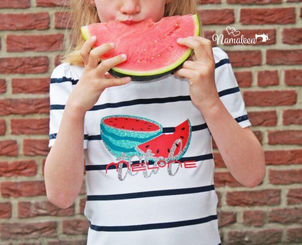 total melone  plott  pourlolo  sommerlicher plott mit